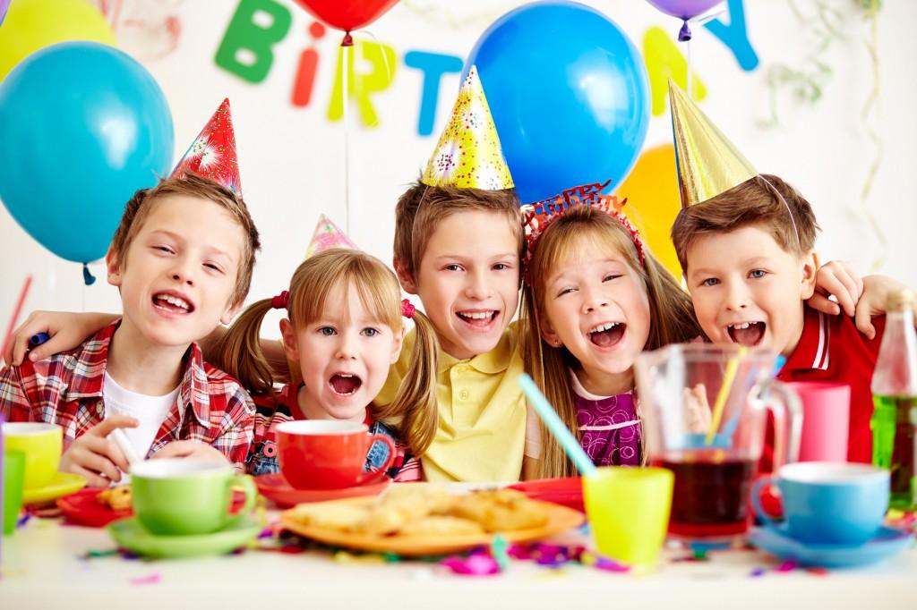 Детский праздник вечеринка